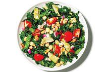 Salad (zero fat)