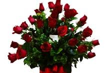 Flowers of love / Arreglos florales de amor