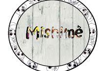 Mishimè / I Mishimè sono dolci e simpatici piccoli amici. Sono stati creati per portare un sorriso e un buon umore. Venite a scoprirli e divertitevi. T-shirt policotton stampa sublimatica. Alta definizione. Non scolorirà mai! http://www.riusodesign.com/categoria-prodotto/mishime/