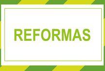 Reformas / ¿Te interesan las reformas del hogar? LM Azulejos proveemos materiales para obras relacionadas con el cambio de pavimento, azulejos y de todos los elementos del baño.