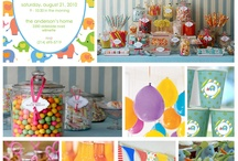 Jax birthday party ideas / by Jaime Burton