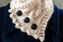 Crochet Cowls & Snoods