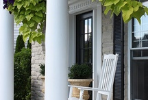 Exterior Home / by Domestic Fashionista