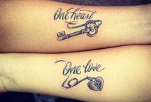 tatoo voor ons samen
