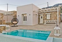 Lux View Villas - Karpathos, Greece / Three freestanding villas each with their own private jacuzzi pool. Located in Katodio, Karpathos with amazing sea and Mountain View's!