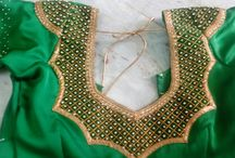 model blouse