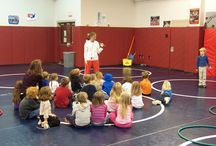 Elementary PE / by Meghan McCarthy