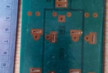 pcb power supply MDA3504 4 x Elco [ 10 pcs PCB ]