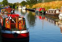 Narrowboats, house boats and barge ideas