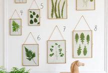 ideas decoración manual