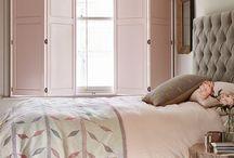 Interiors // bedrooms
