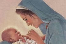 Lovely Mother Mary