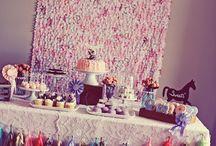 Girls' birthday ideas / by Karen Javits Schillinger