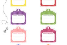 USEFUL | Labels & Tags