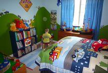 Isaac's Bedroom / by Gail Lantz