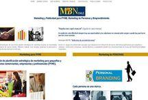 Redes Sociales de Marketing Educacional / Todos los canales de marketing aplicado a las instituciones educacionales
