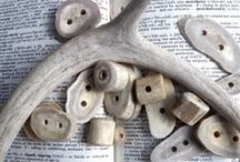 Antler & Bone tools, crafts, uses / by scott bowman