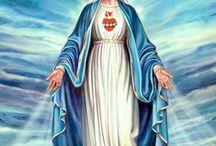 Bendita virgen María