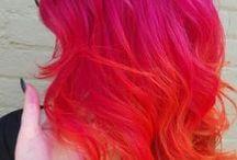 Farebne vlasy