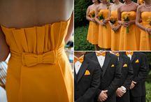 Fall Wedding Colors