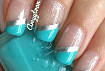 Beautiful Manicures and Nail Art