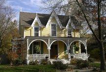 Gothic & Victorian Revival architecture