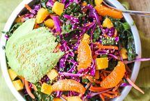 Salads / by Rachel L