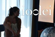 Testimonial ioolei / In anteprima gli scatti rubati dal primo set fotografico ioolei presso l'esclusivo Hotel Royal Continental