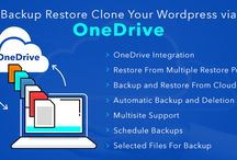Backup Restore Clone Your Wordpress Via OneDrive