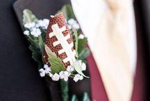 Football Wedding Ideas