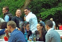 Gründungsparty Hochschule Geisenheim University