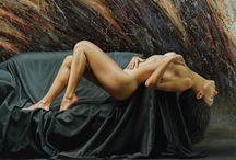 Γυμνή γυναίκα
