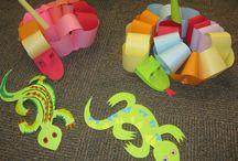 hadi a ještěrky