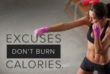 Fitness motivation / Give a little encouragement to those who need it.