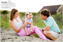 Outer Banks Family Portrait Outfit Ideas by Brooke Mayo Photographers / Outfit coordinating ideas from our families we have photographed.  Photos by Brooke Mayo and Candace Owens for Brooke Mayo Photographers  www.brookemayo.com