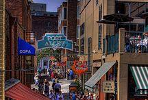 Seattle / by Linda Dedmond