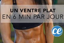 Exercice ventre plat