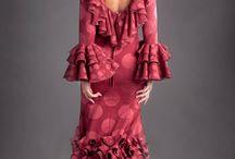 Trajes flamenco