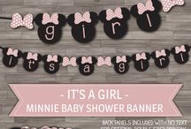 baby shower Minnie chu