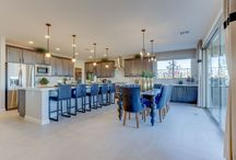 The Inside Look at Skye Canyon / Take a look at the interiors in the next generation master planned community. Make yourself at home in the base camp for the great outdoors.