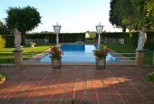Jardines y decoración / Piscinas y más piscinas. Esta vez piscinas domésticas con encanto.