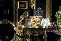 Ornate Luxurious Antique Decore