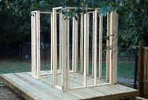 woodwork π / See also recycle pallets, home decor, garden & plants