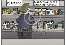 Medical Cartoons / Cartoons about doctors, hospitals, surgeons, health care, medication, and alternative medicine