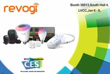 Show-CES 2015 / Stay tuned on Revogi about CES 2015