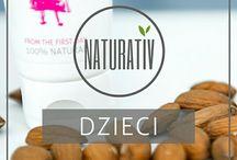 NATURATIV SWEET dla dzieci / Kosmetyki naturalne dla dzieci, niemowląt i dorosłych wrażliwców NATURATIV SWEET