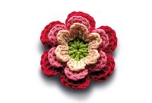 Crochet flowers & fun! / by Bonnie McClintic