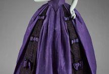 Victorian/civil war era clothing -1850 to 1869