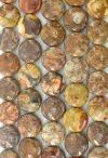 Birdseye Ryolite Gemstone Beads / High quality Birdseye Rhyolite beads, pendant focal beads and cabochons at www.StonesNSilver.com.   Let our Gemstones, turquoise and Coral beads set your Jewelry Designs Apart from all the rest!