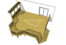 Deck Ideas / by Elizabeth Haller
